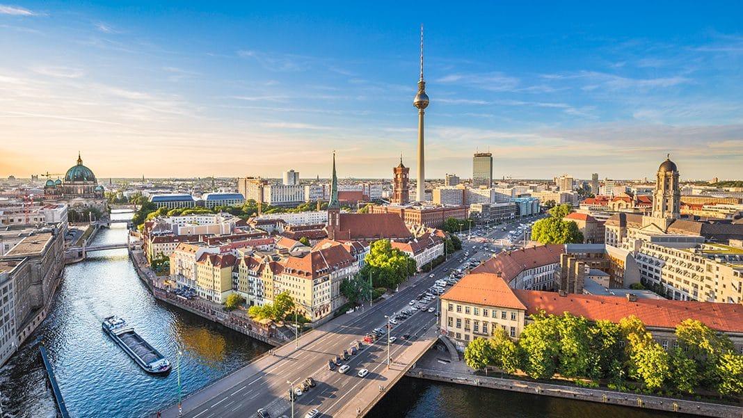 Arbeiten in Berlin
