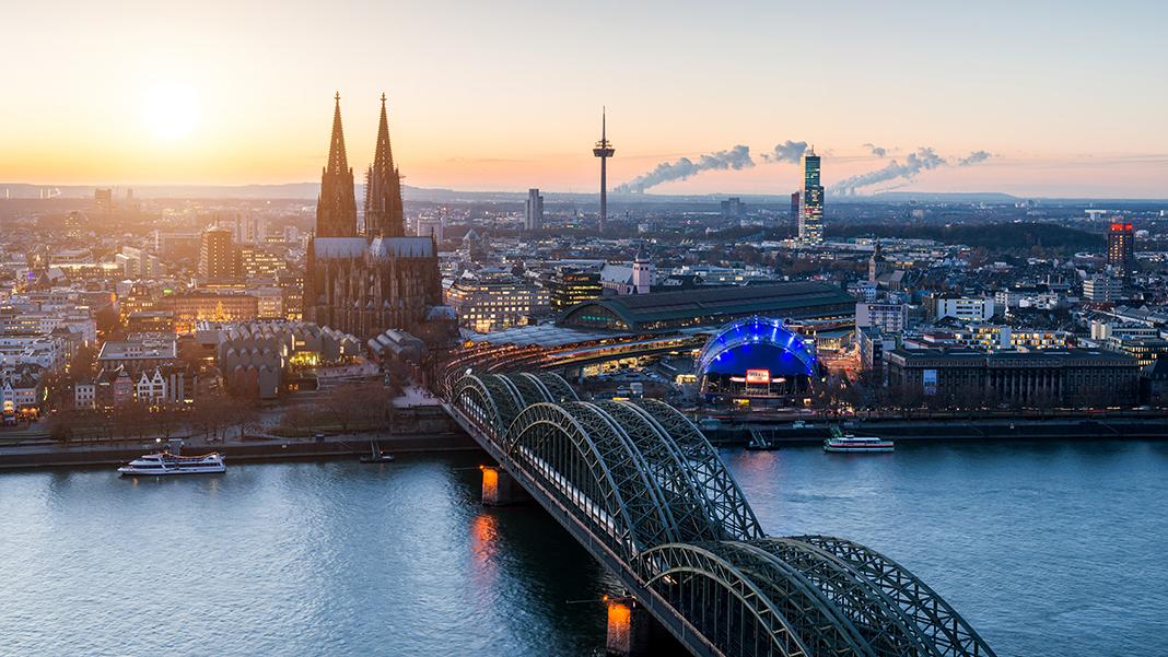 Arbeiten in Köln