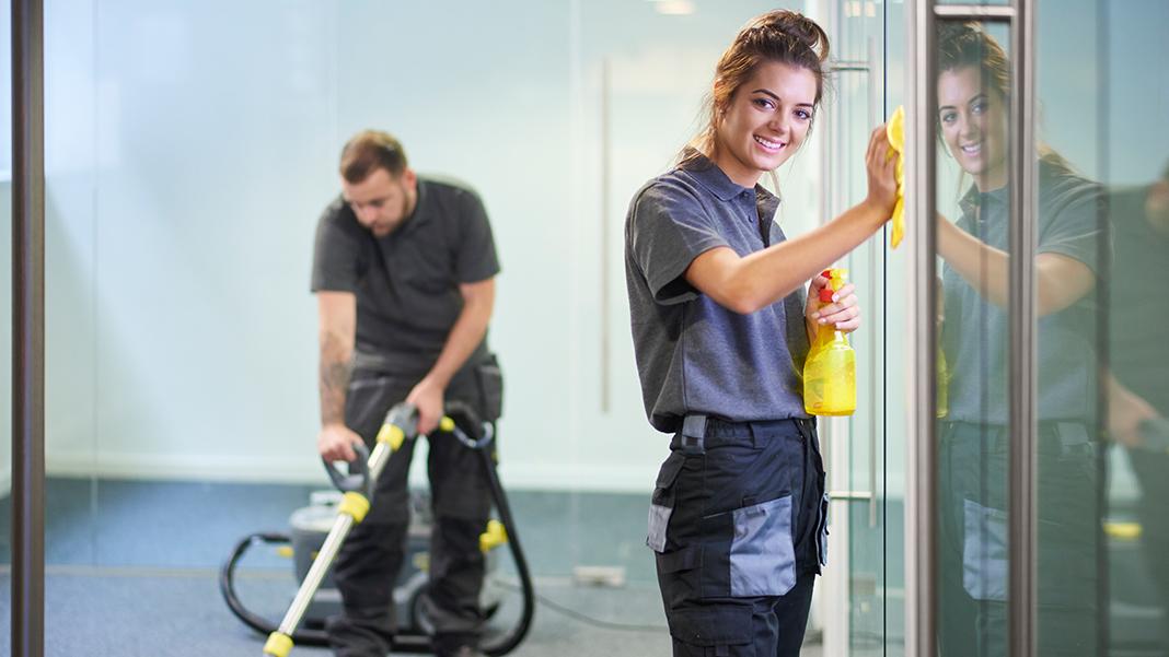Jobs im Gebäudemanagement