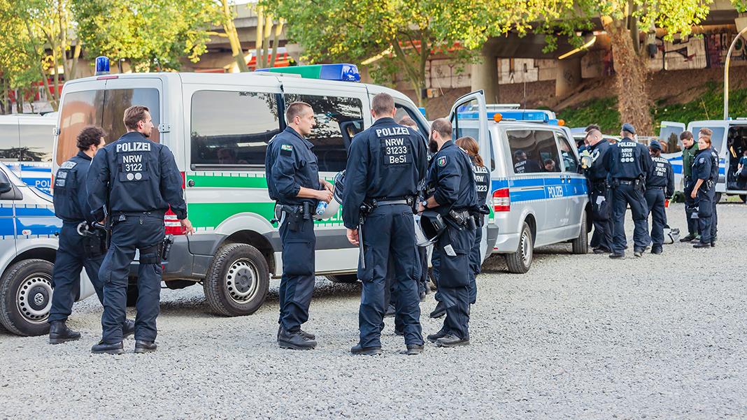Beamtenlaufbahn als Polizist