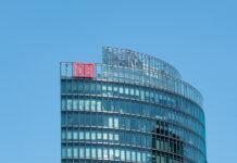Die größten deutschen Unternehmen
