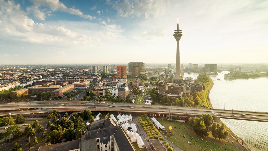 Top 15 Arbeitgeber in Düsseldorf