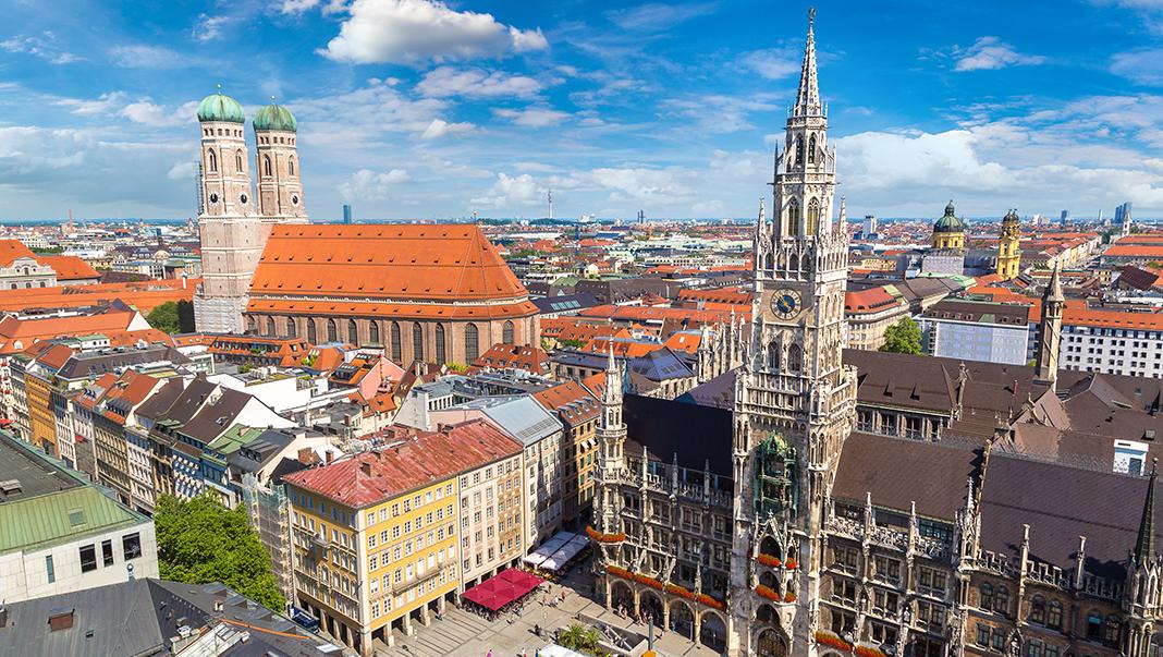 Top 15 Arbeitgeber in München