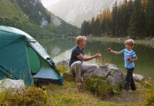 Urlaub in Naturcamps