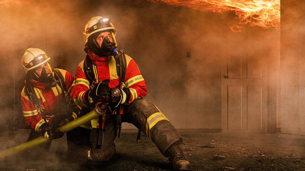 Feuerwehrmann / Feuerwehrfrau