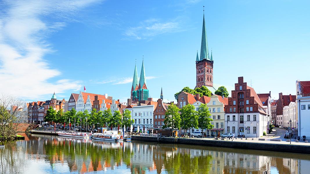 TOP 10 - Unternehmen in Lübeck